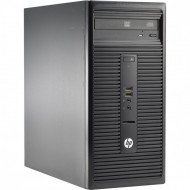 Calculator HP 280 G1 Tower, Intel Core i3-4130 3.60GHz, 4GB DDR3, 500GB SATA, DVD-RW