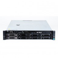 Server DELL PowerEdge R510, Rackabil 2U, 2x Intel Hexa Core Xeon X5650 2.66GHz - 3.06GHz, 128GB DDR3 ECC Reg, 8x 3TB HDD SATA, Raid Controller SAS/SATA DELL Perc H700/512MB, iDRAC 6 Enterprise, 2x Sursa HS